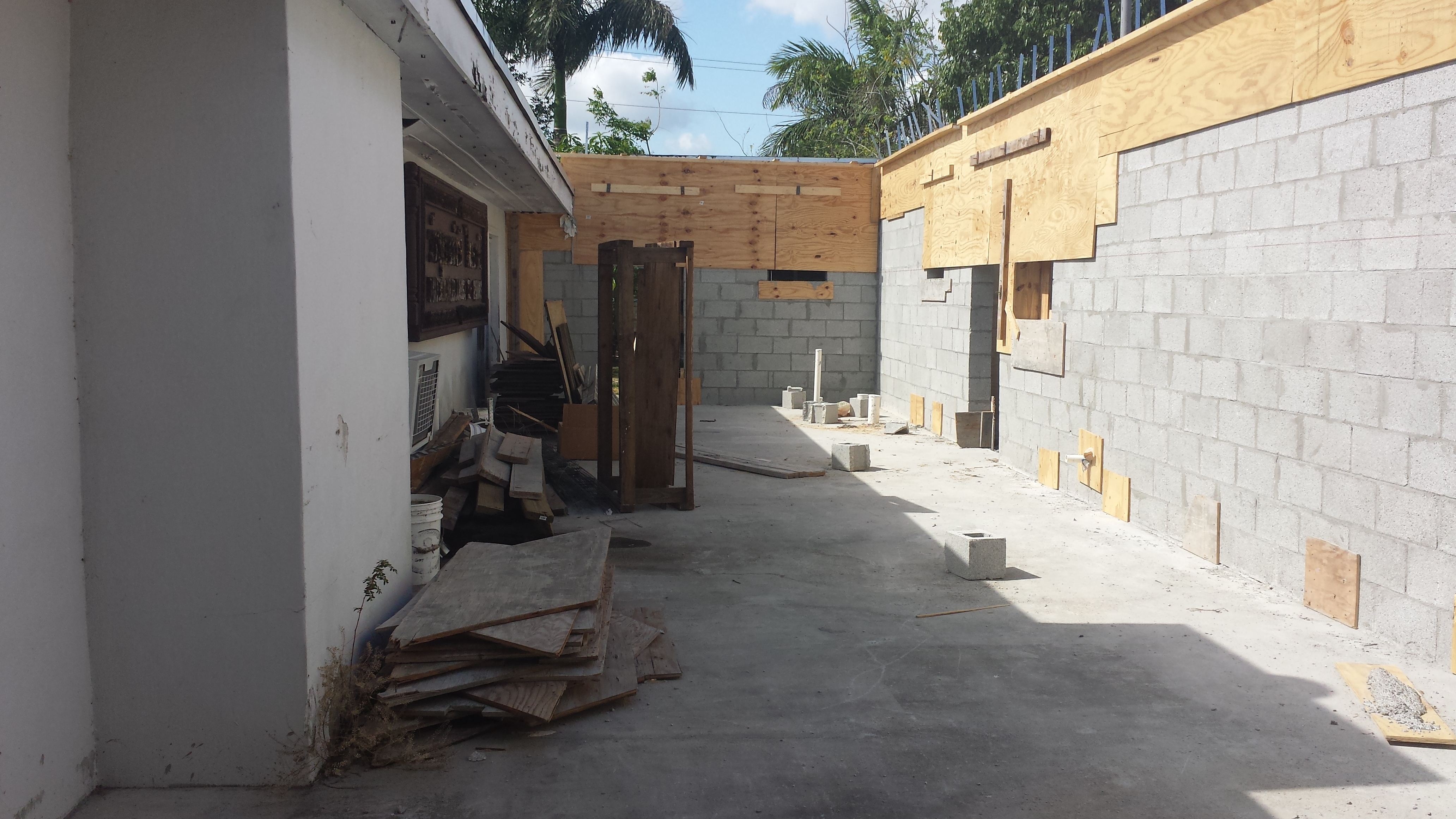 Temple New Kitchen Project